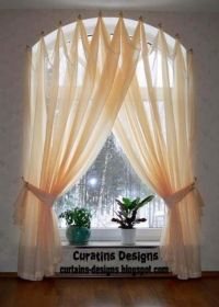 25+ best ideas about Arched Window Treatments on Pinterest ...