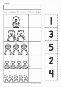 Groundhog Day Math Worksheets - groundhog day weather ...