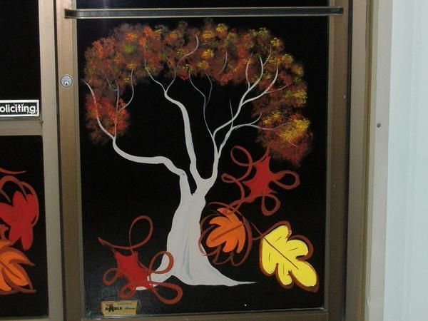 84 Best Images About Window Painting Design Ideas On