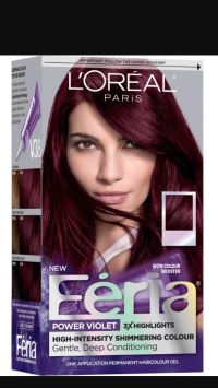 21 Best images about Violet/ Burgundy Boxed Hair Colors on ...