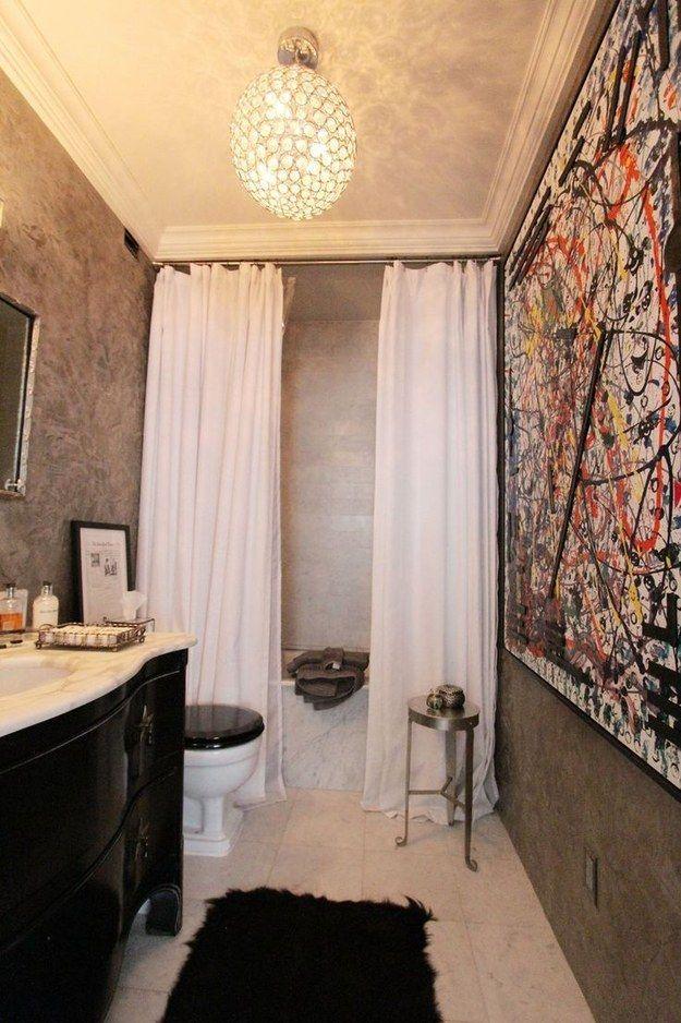 25 Best Ideas About Bathroom Shower Curtains On Pinterest