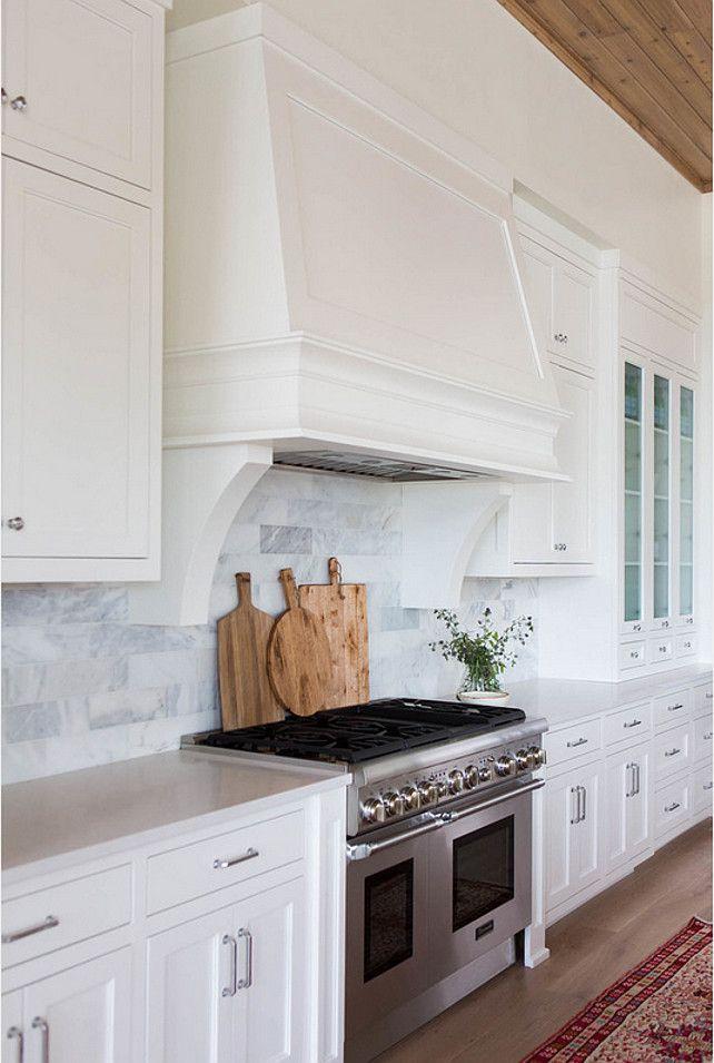 replacing kitchen fluorescent light fixtures coffee cart range backsplash. great example of horse tile ...
