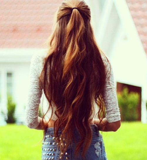 25 Best Ideas About Hip Length Hair On Pinterest Princess Hair