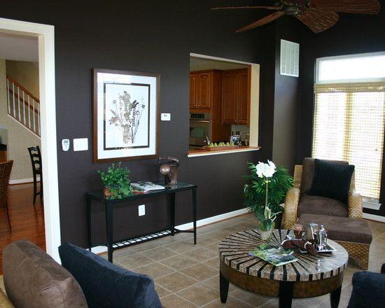 Living Room Through Dining Room Ideas