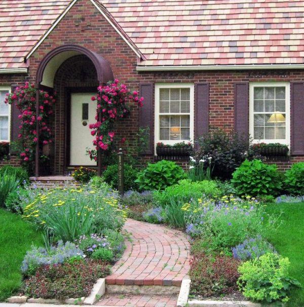 front yard cottage garden john