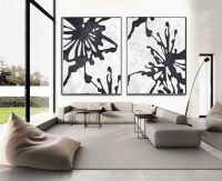 1000+ ideas about Large Wall Art on Pinterest | Fabric ...