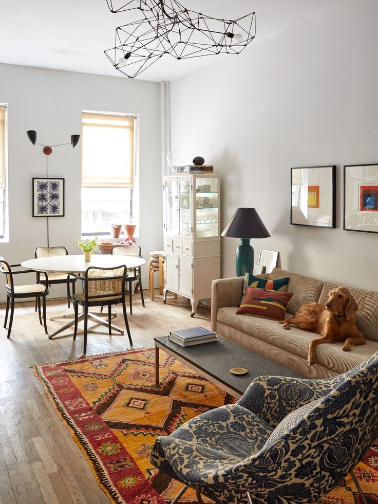 25 best ideas about Small Living Dining on Pinterest  Small living room chairs Living dining