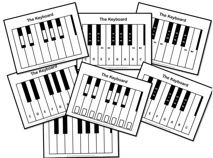 17 Best images about Free Kids Music Theory Printables on