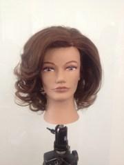 hot roller set short hair hairstyles