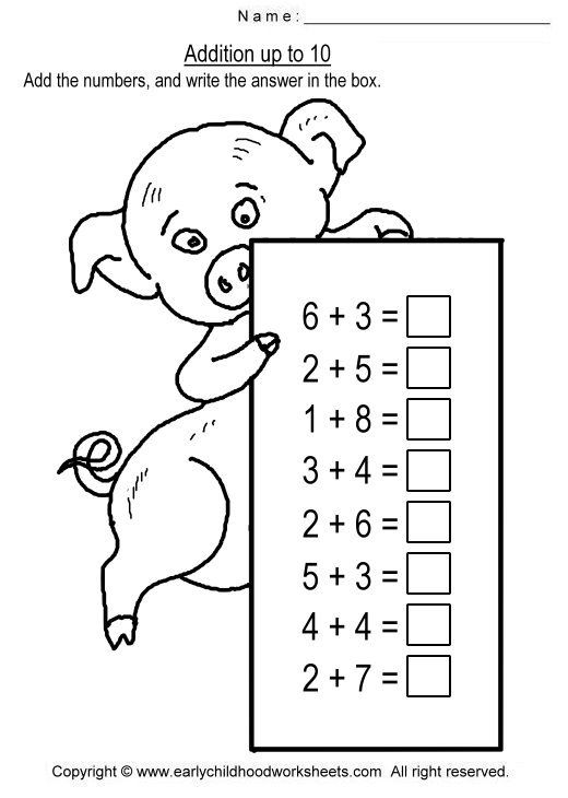 119 best images about Addition math on Pinterest