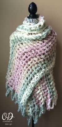 25+ best ideas about Crochet prayer shawls on Pinterest ...