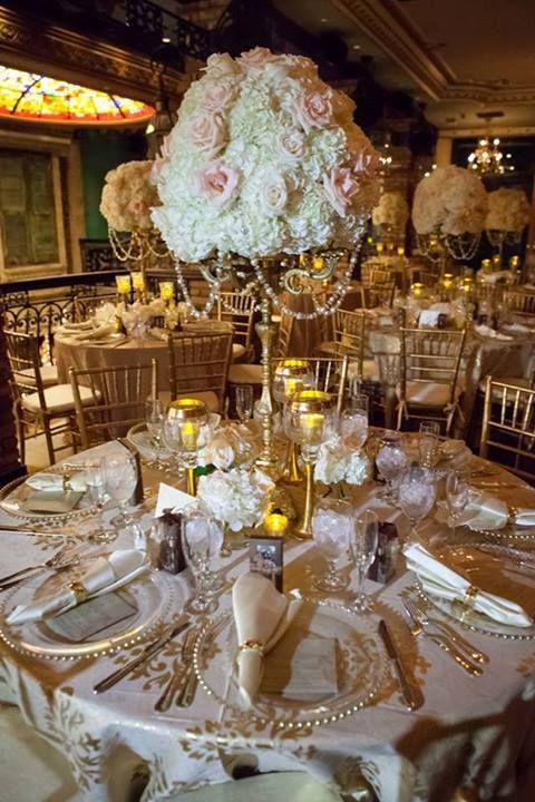 Wedding Reception Centerpieces Budget