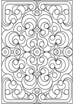 25 best images about GEOMETRIC COLORING PATTERNS on