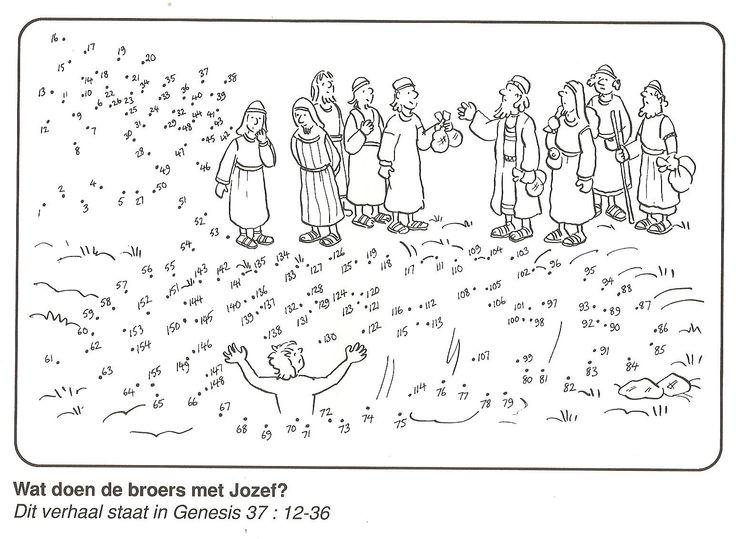17 Best images about Bijbel: Jozef voor kleuters / Bible