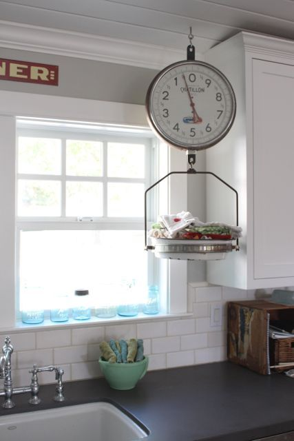 1000 Ideas About Vintage Scales On Pinterest Kitchen