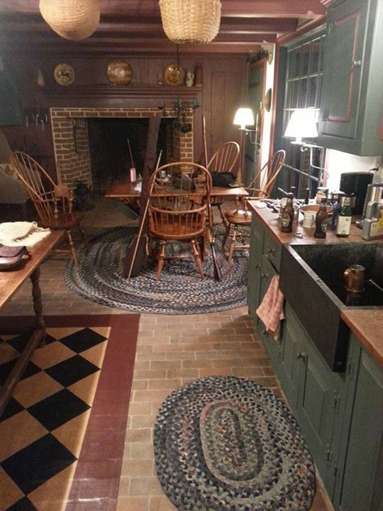 windsor style chairs child size couch and chair 17 best images about primitive kitchens♥ on pinterest | david smith, soapstone kitchens by ...