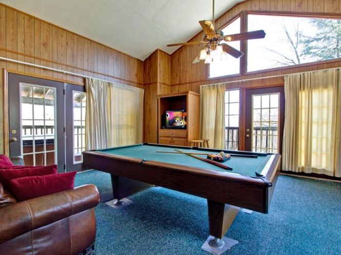 Silver Maple Chalet 5 Bedroom Cabin Al In Gatlinburg