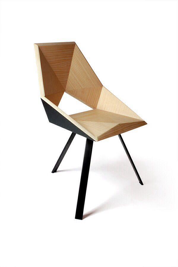 25+ best ideas about Geometric furniture on Pinterest