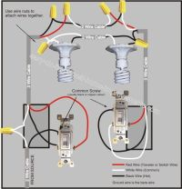 3 Way Switch Wiring Diagram | Small workshop | Pinterest ...