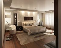 Luxurious Contemporary Bedroom Designs With Bright