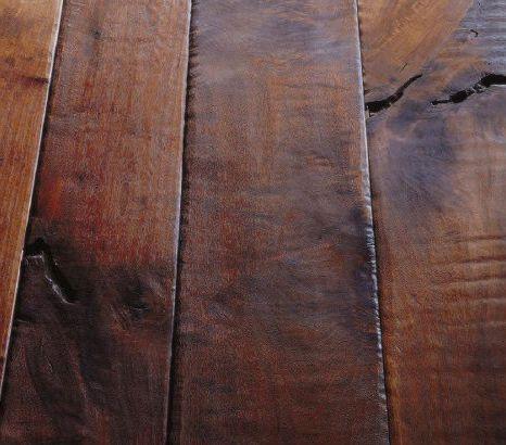 Faux reclaimed wood floors  Former Living Room  Pinterest  Beautiful Hardwood floors and Rustic