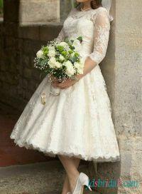 17 Best ideas about 50s Wedding Dresses on Pinterest ...