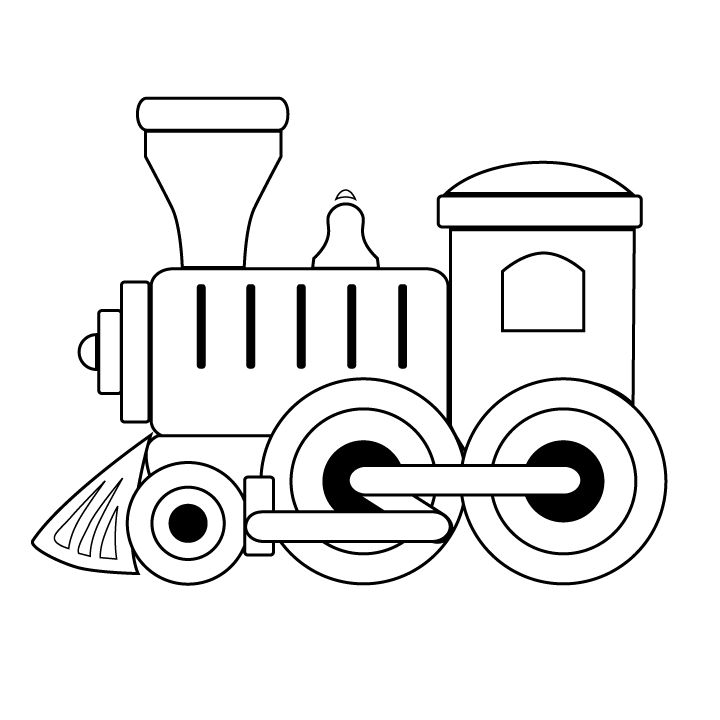 1000+ images about Train Coloring pages on Pinterest