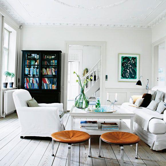 einrichtungsideen wohnzimmer retro von den whiting architects ... - Einrichtungsideen Wohnzimmer Retro