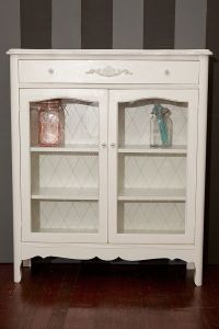 How To Build A Small China Cabinet - WoodWorking Projects ...