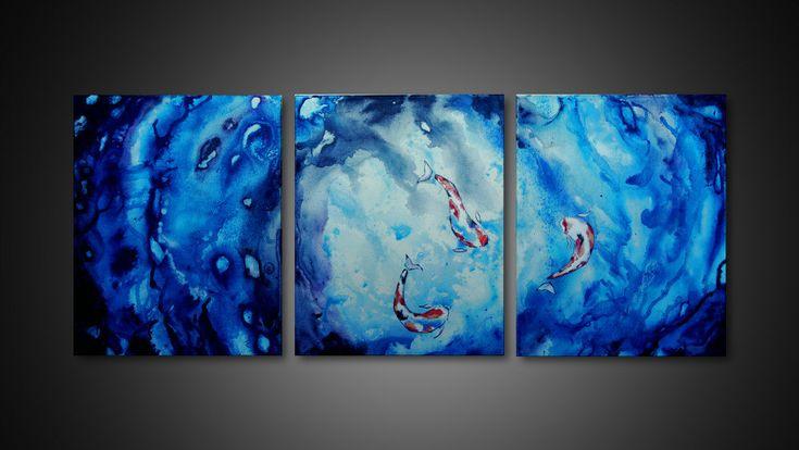 1000+ Ideas About Triptych Art On Pinterest