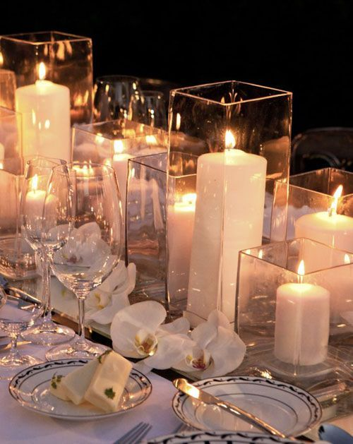 25 Best Ideas About Long Table Centerpieces On Pinterest