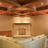 1000+ images about Coffered ceiling on Pinterest