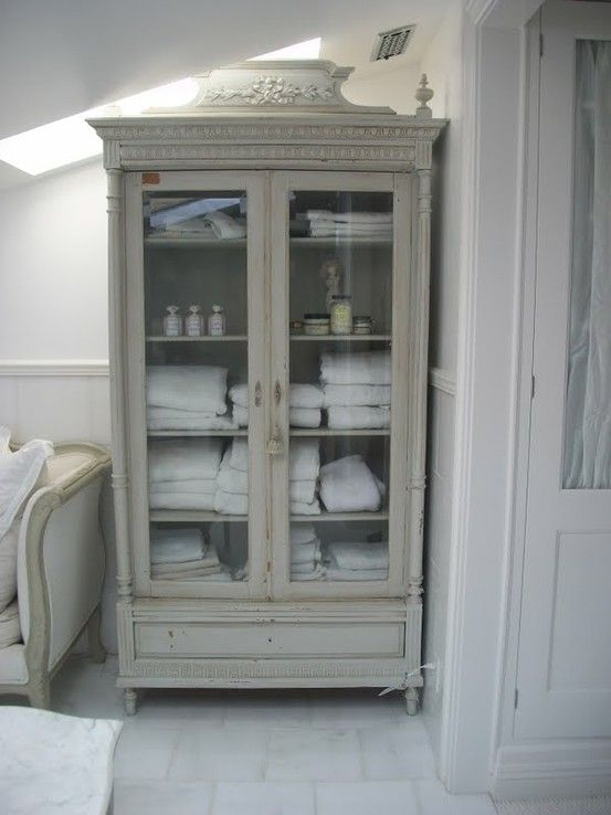 Linen Cabinets For Bathroom