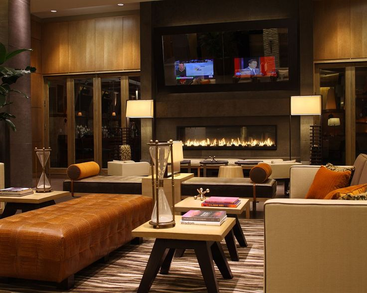 Electric fireplaces Fireplaces and Hotels on Pinterest