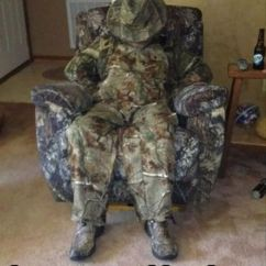 Chair For Baby Folding Used Funny Caption Father Camouflage Haven't Seen Him Since | Captions Pinterest ...