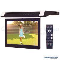 Clarus TOP-131KTV Under Cabinet 13 inch Swivel LCD Kitchen ...