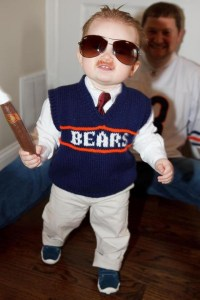 Baby Mike Ditka. Best. Costume. Ever. | Parenting like a ...