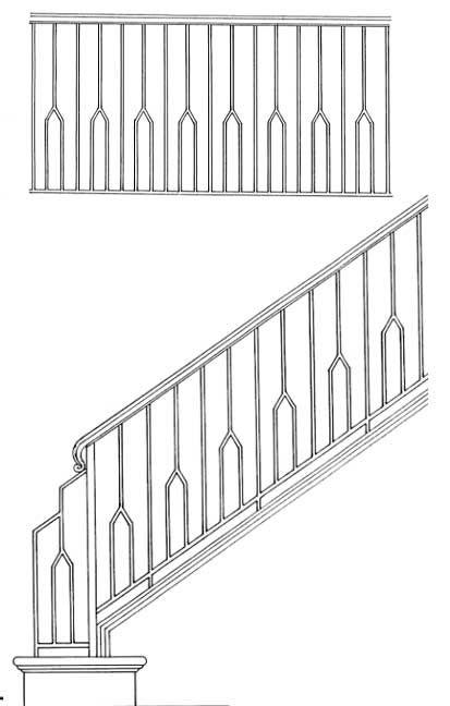 25+ best ideas about Stair Railing Design on Pinterest