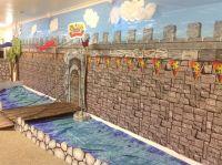 Kingdom rock decoration Kitchen wall | Vbs deco ...