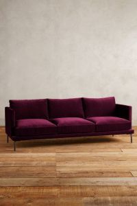 25+ best ideas about Velvet sofa on Pinterest | Velvet ...