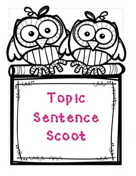 17 Best ideas about Topic Sentences on Pinterest