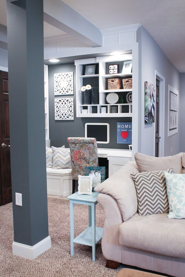 25+ best ideas about Basement Paint Colors on Pinterest