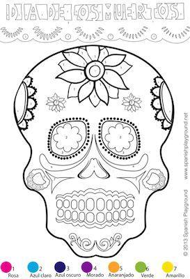17 Best images about El Día de los muertos on Pinterest
