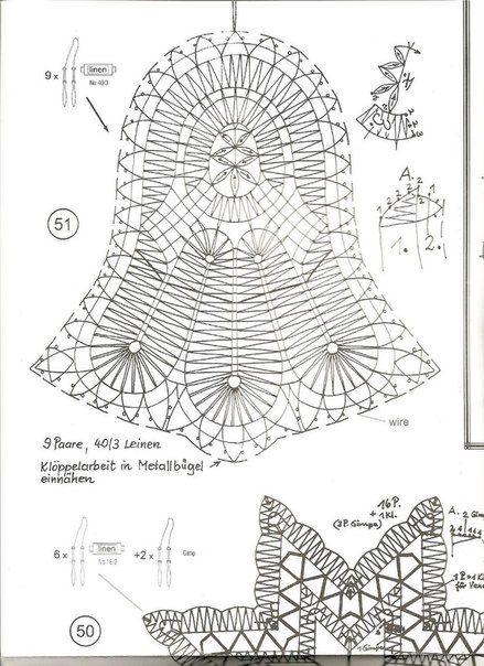 1134 best images about lace paličkovanie on Pinterest