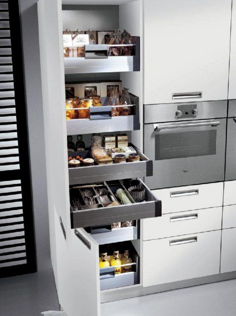 Pull Out Larder Home D Amp Storage Ideas 4 My Puny Apt