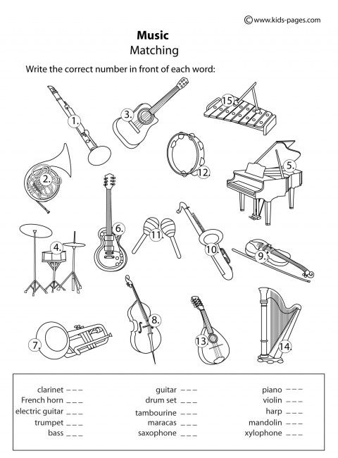 Best 20+ Music worksheets ideas on Pinterest
