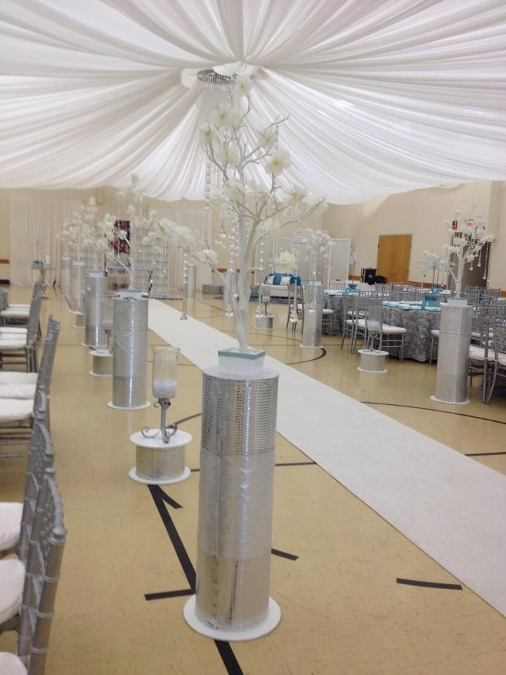 chair covers at wedding reception target tufted 9 best images about silver anniversary on pinterest | weddings, mason jar burlap and ...