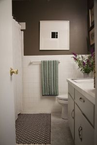 A Simple, Inexpensive Bathroom Makeover for Renters ...