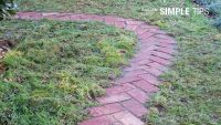 The 25+ best Brick path ideas on Pinterest | Brick pathway ...