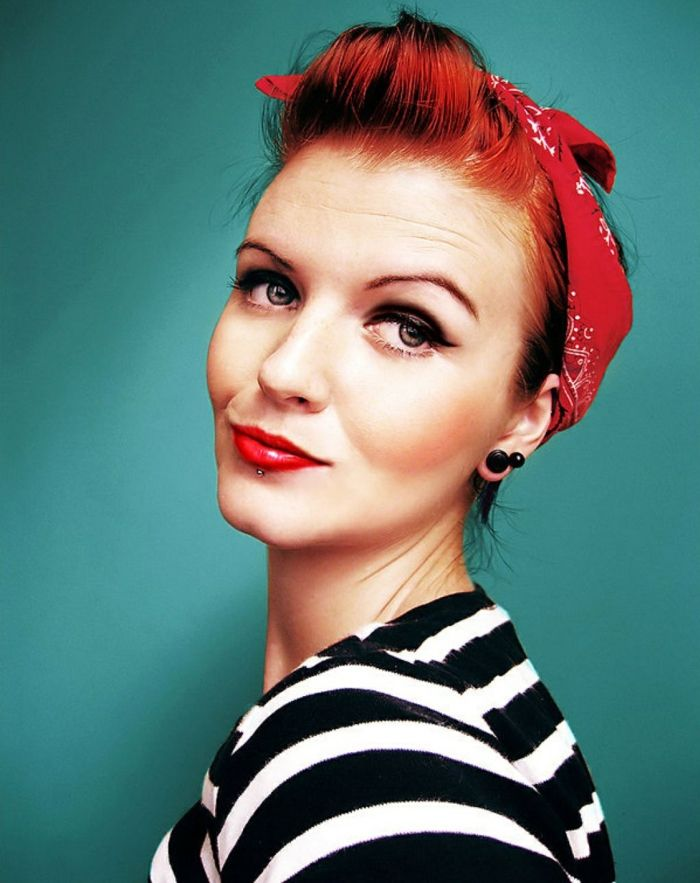 The 25 Best Rockabilly Frisuren Männer Ideas On Pinterest